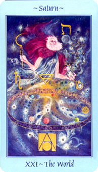Celestial Tarot Deck - The Cosmos