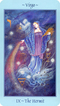Celestial Tarot Deck - The Wisdom