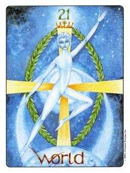 Gill Tarot Deck - The Cosmos