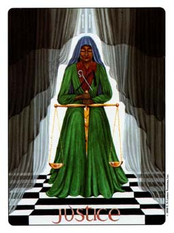 Gill Tarot Deck - The Enchantress