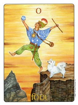 Gill Tarot Deck - The Fool