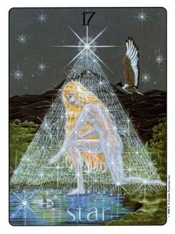 Gill Tarot Deck - The Star