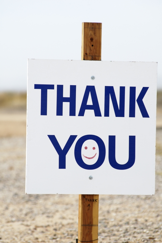The Value of Thank You At Work, In Your Career Or In Your Job Search