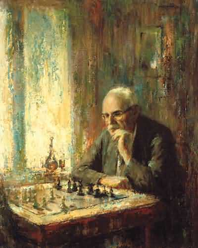 the-chess-player