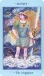 Celestial Tarot Deck - The Magician
