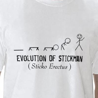 evolution-of-stickman