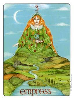 Gill Tarot Deck - The Empress