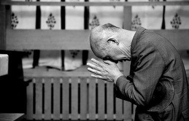 monk gratitude